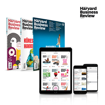 %30 İndirimli Harvard Business Review Aboneliği